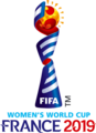 Womens world cup logo 2019